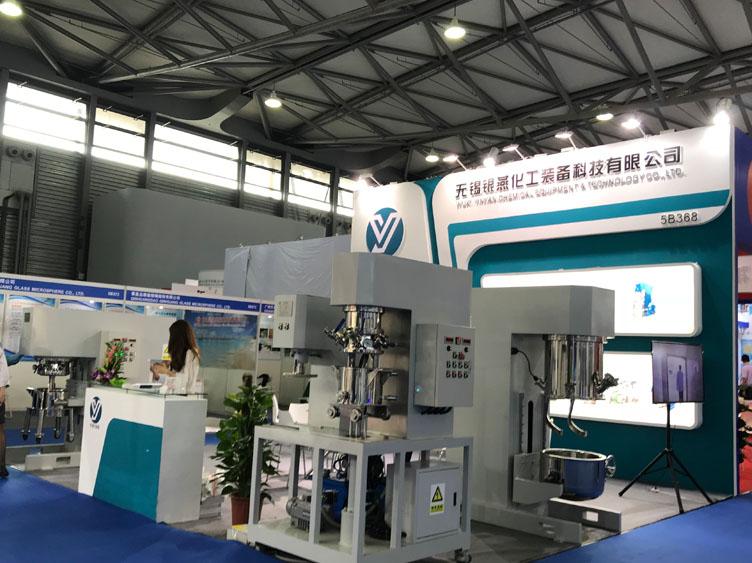 参展回顾-2018上海胶黏剂展 1