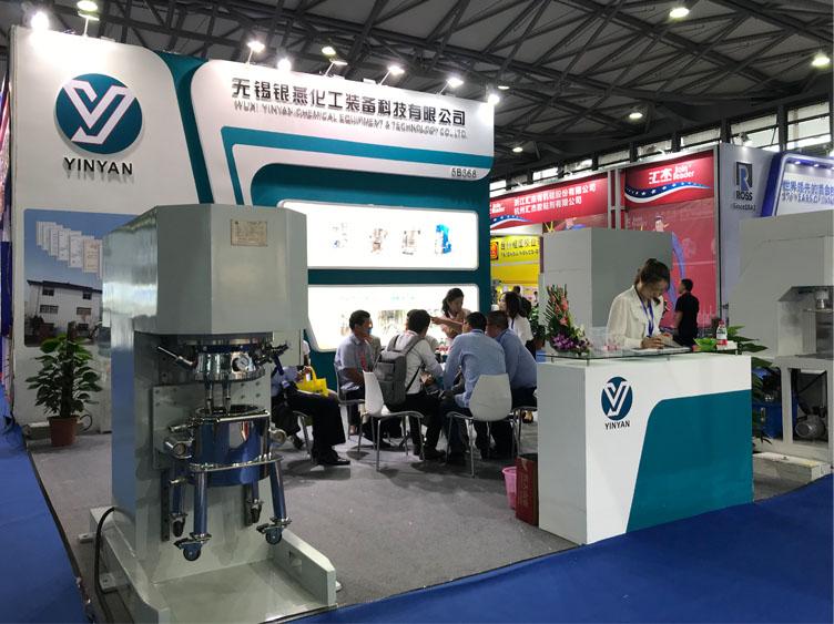 参展回顾-2018上海胶黏剂展 2