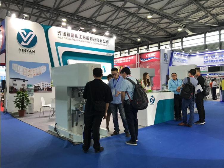 参展回顾-2018上海胶黏剂展 3