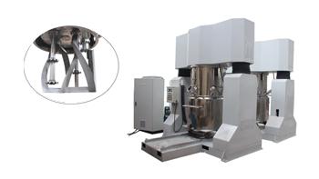 行星式搅拌机和普通搅拌机有什么区别呢?