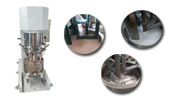 银燕的高粘度搅拌机积极应对电子用胶类市场的发展