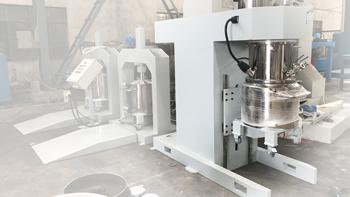 银燕非标定制 高粘度物料搅拌机