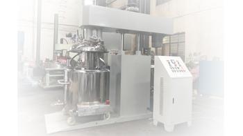 银燕200L螺带多功能双轴搅拌机顺利交付