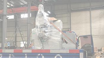 无锡银燕 实验室新材料双行星混合机顺利发货