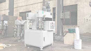 银燕双行星搅拌机应用于高粘度胶水行业