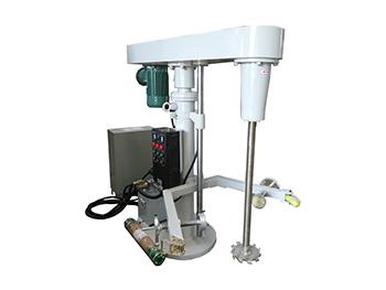 液压升降型分散机