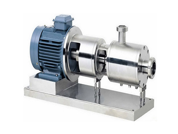 管线式高剪切乳化机