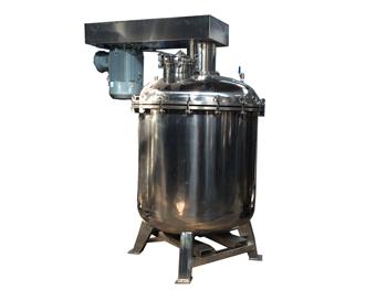 釜用分散搅拌机
