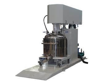 液压升降双轴分散搅拌机