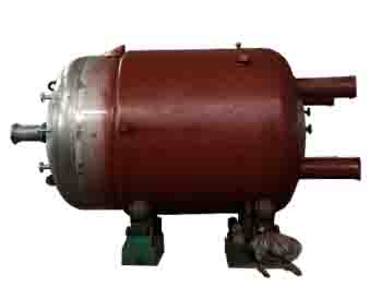 带压力的气体混合反应釜