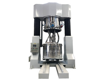 1000L 防爆型 混合动力行星搅拌机