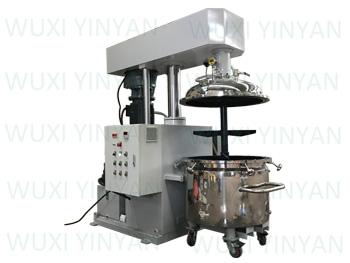 300L 环氧胶搅拌机 真空液压升降搅拌机